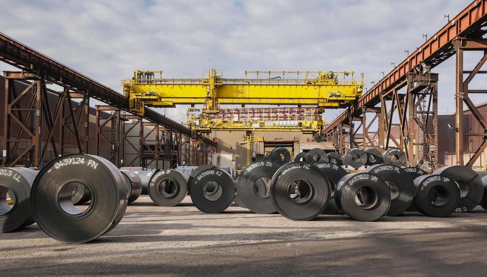 Steel Industry | Veolia Industries Global Solutions